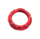 Lockring upper plate Kite Husqvarna Red