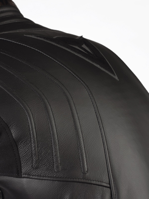Tuta moto pelle Dainese divisibile M6 nera