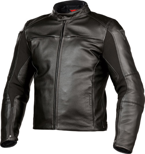 Dainese RAZON PELLE leather jacket Black