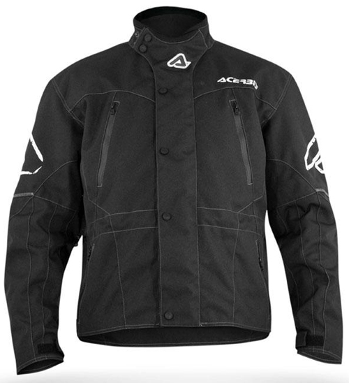 Acerbis FREELAND big boy off road jacket Black