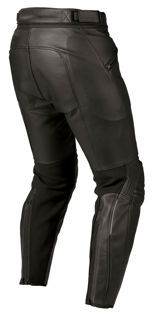 Dainese Spartan66 motorcycle leather pants black