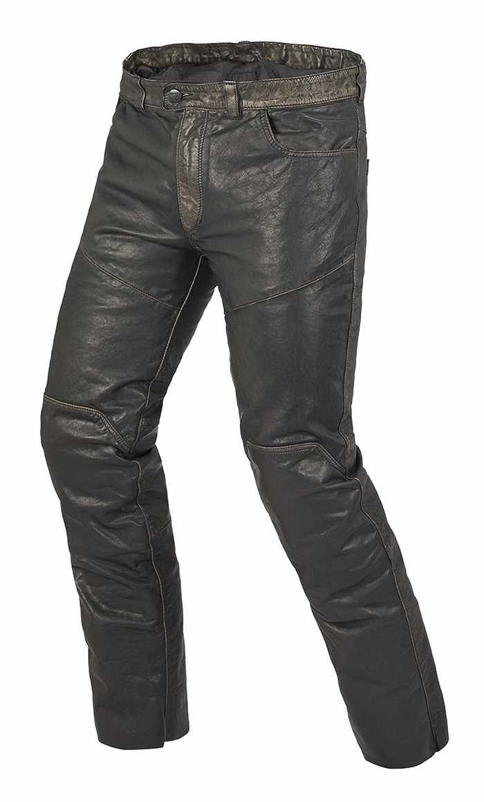 Dainese leather motorcycle pants Jeans Vintage Black