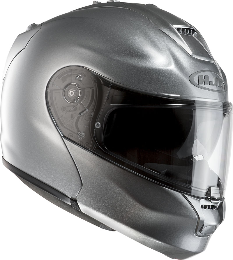 Modular Helmet HJC RPHA MAX EVO CR Silver