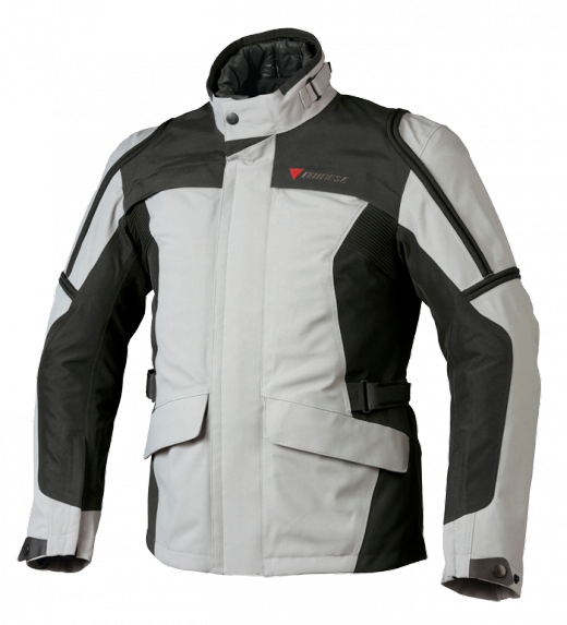 Dainese Bruce Gore-Tex motorcycle jacket Grey-black