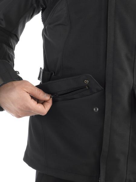 Dainese BRUCE GORE-TEX jacket IvyGreen-Black