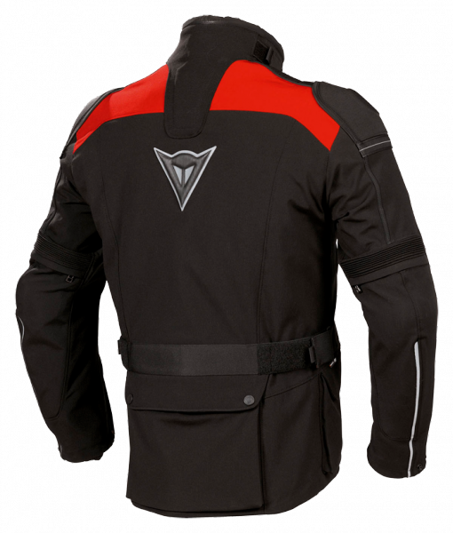 Dainese Gator Evo Gore-Tex 2011 motorcycle jacket black-red