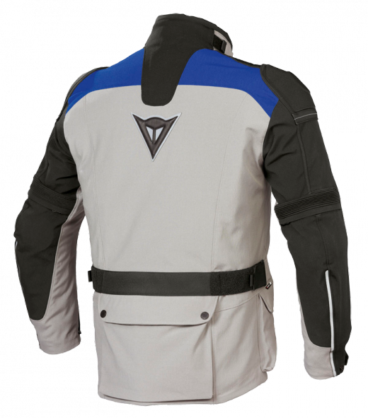 Dainese Gator Evo Gore-Tex 2011 motorcycle jacket Grey-black-blu
