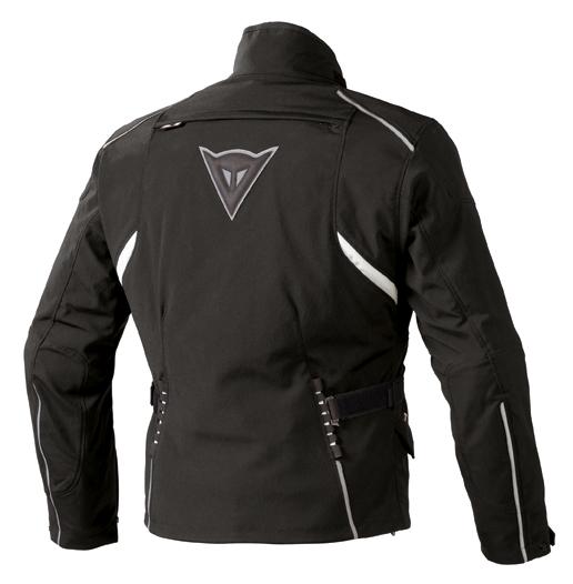 Dainese  ICE SHEET GORE-TEX jacket Black-Reflex