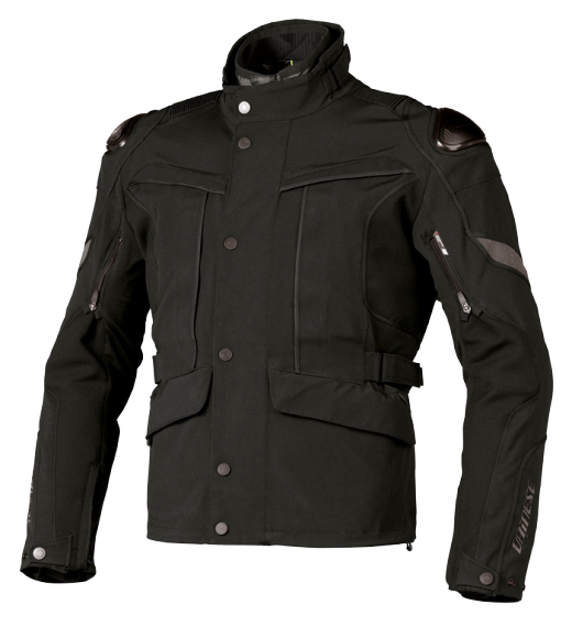 Dainese Talos Gore-Tex motorcycle jacket black-black