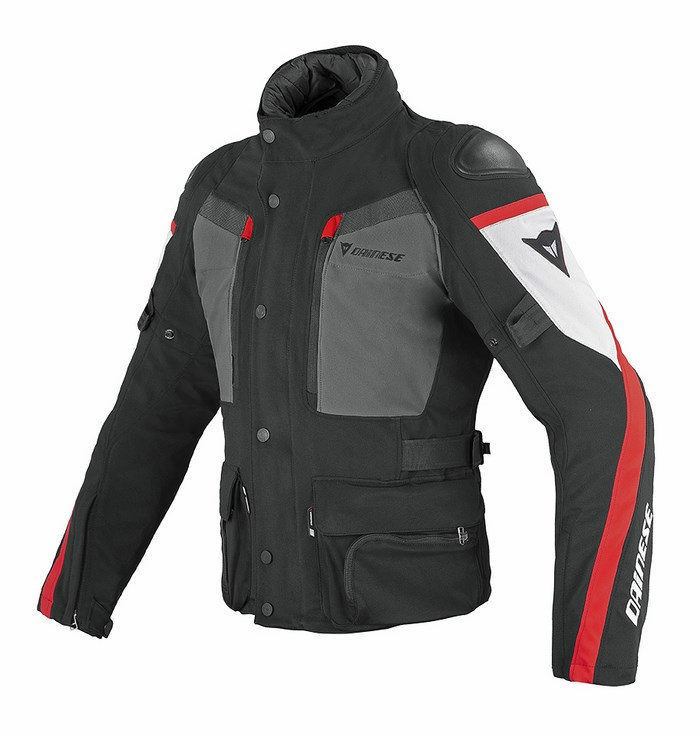 Carve Master GoreTex Jacket Dainese Red Black Castle Rock