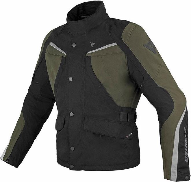 Dainese Ice Evo Gore-Tex jacket balck tarmac high rise