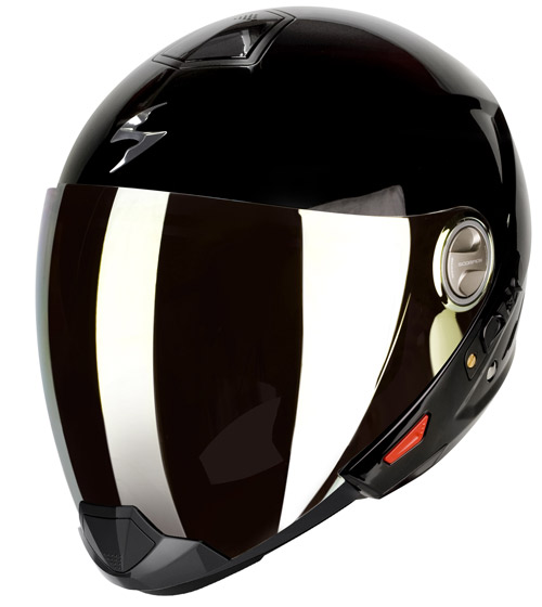 Casco modulare Scorpion Exo 300 Air Nero