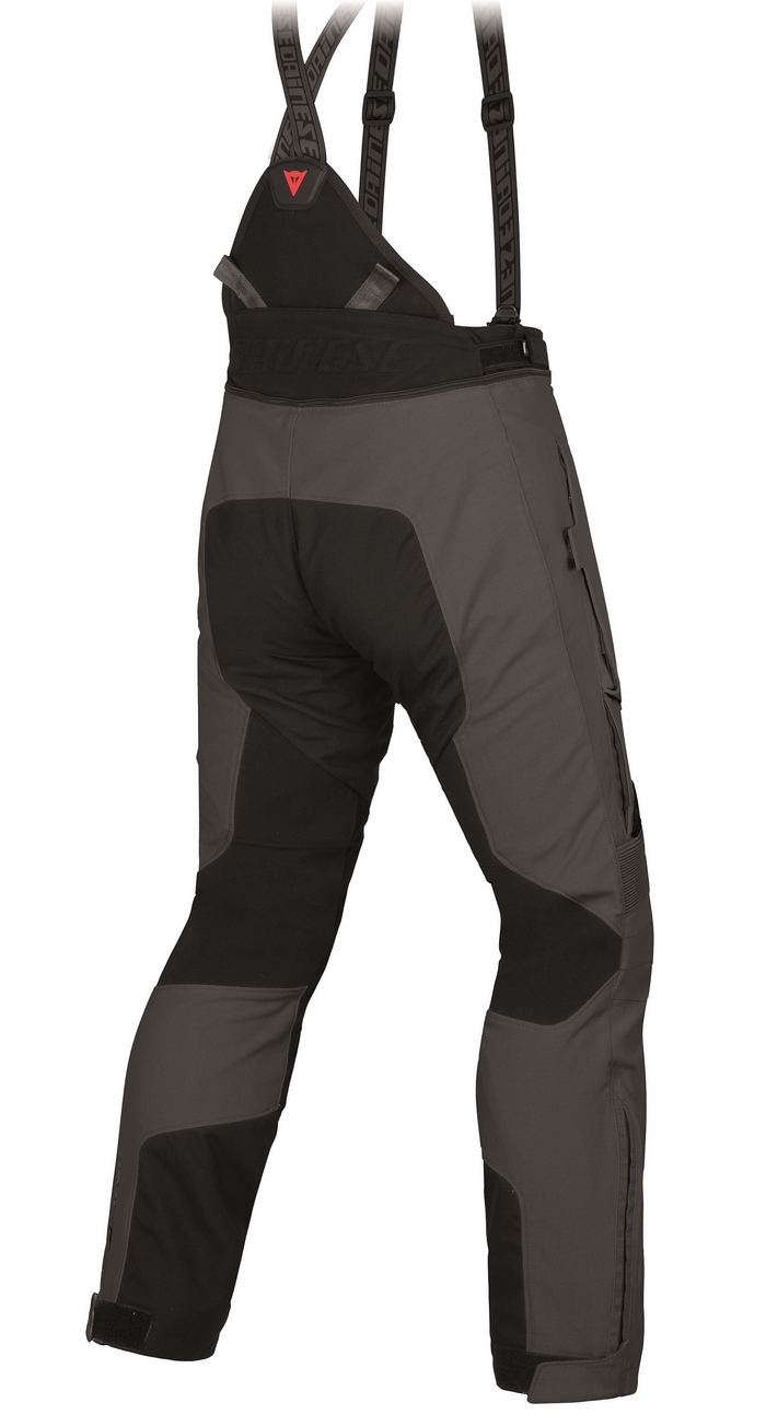 Pantaloni moto Dainese Talos GoreTex Dark gull gray Nero