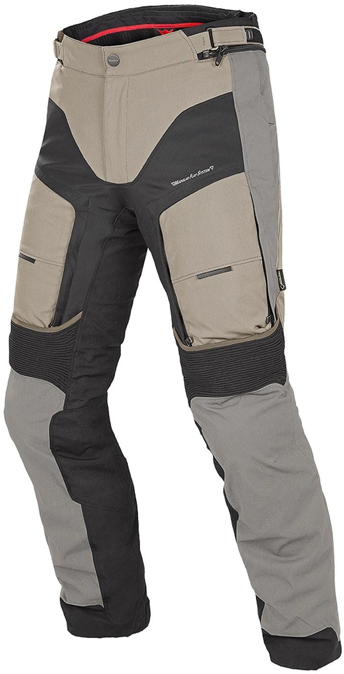 Pantaloni moto Dainese D-Explorer GoreTex Peyote Nero Simple tau