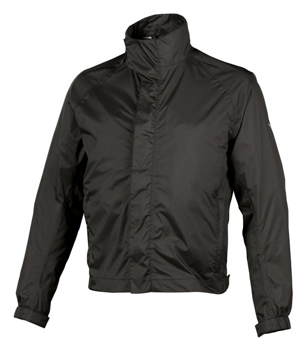 Dainese dublin Packable waterproof jacket black