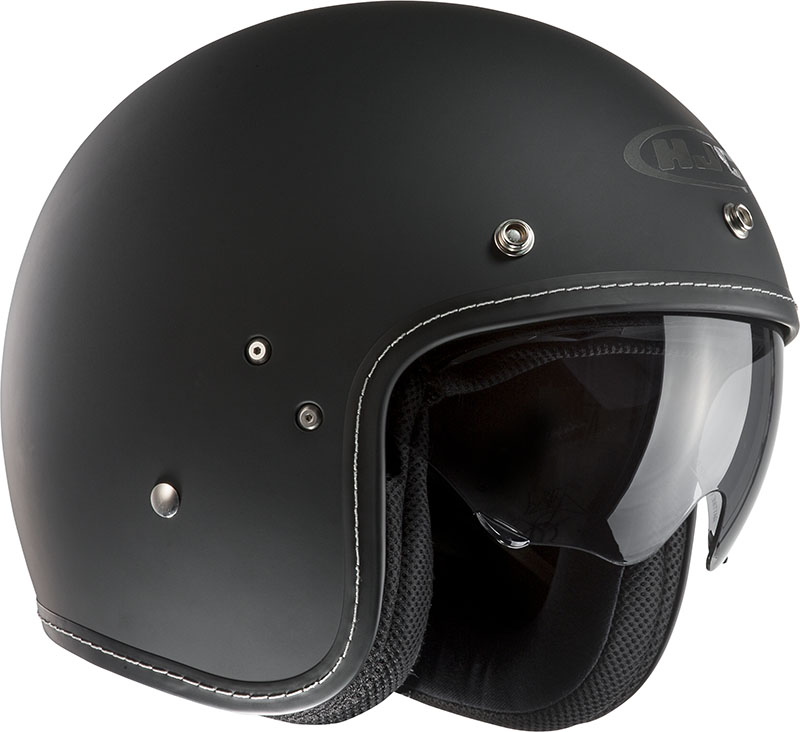 Jet Helmet HJC FG 70s Matte Black