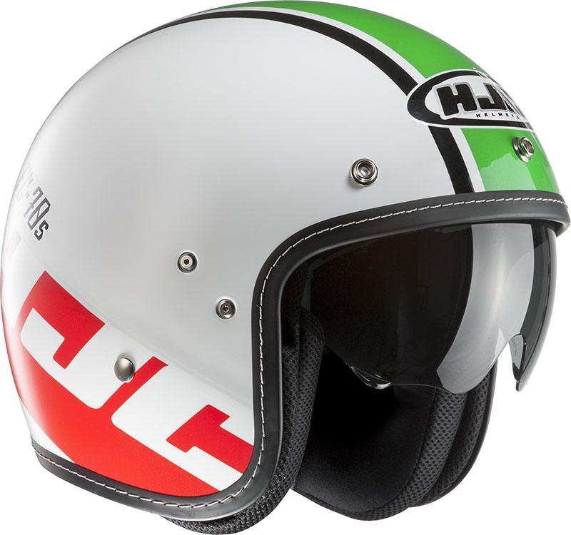 Jet Helmet HJC FG 70s Verano MC4