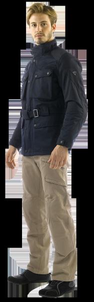 Dainese DELTA DART D-DRY jacket Bleu