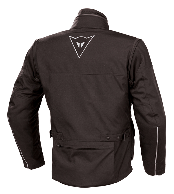 Dainese Evo-System D-Dry motorcycle jacket black