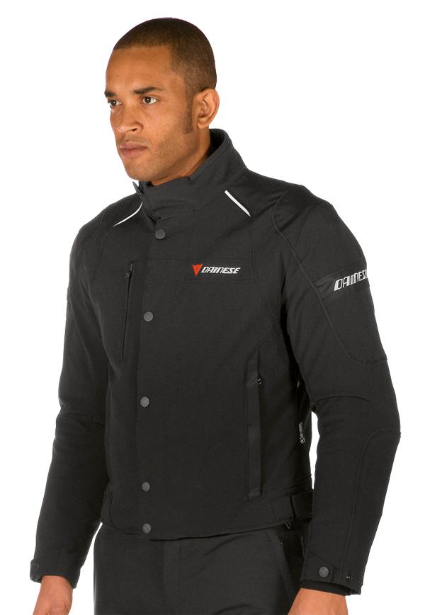 Dainese Avro D-Dry motorcycle jacket black-black-black