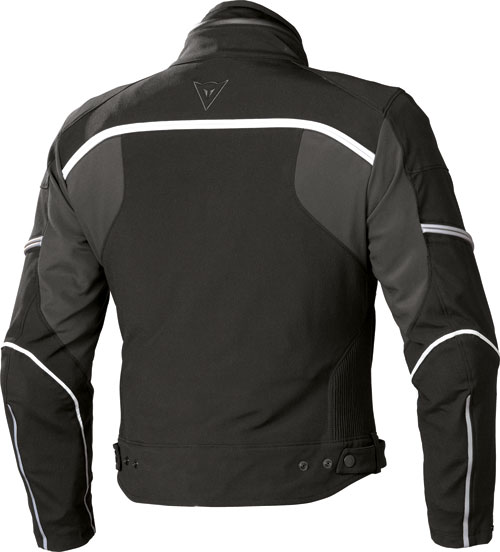 Dainese ATALLO D-DRY jacket Black-Titanium