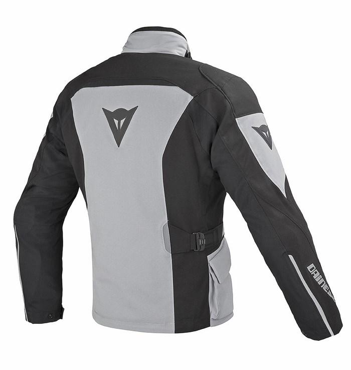 Jacket Dainese D-Dry Thunderstorm High rise Black