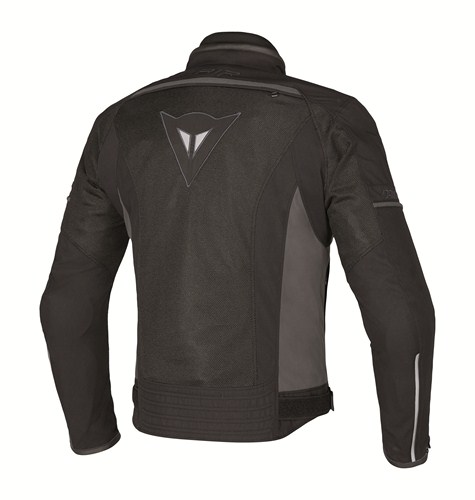 Dainese Spedio D-Dry motorcycle jacket black-black-anthracite
