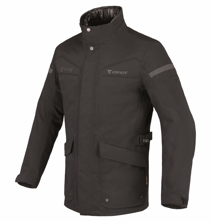 Giacca moto Dainese Kings Cross D-Dry Nero