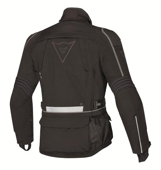 Dainese Teren D-Dry motorcycle jacket black black