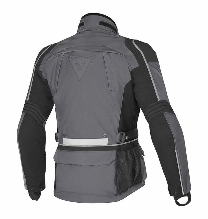 Jacket Dainese D-Dry Teren Castle Rock Black Dark gull gray