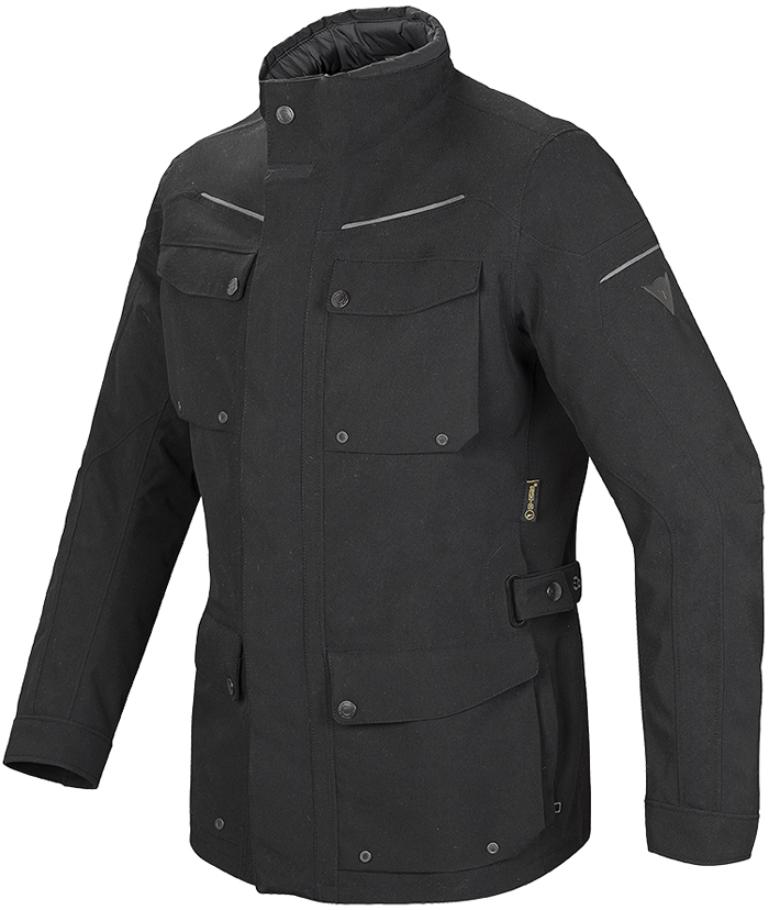 Dainese Adriatic D-Dry jacket Black