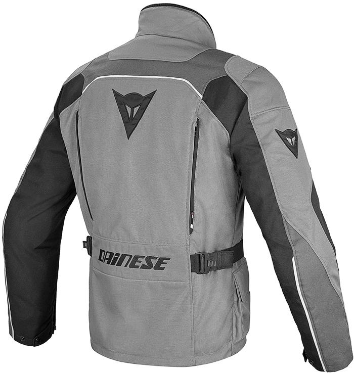 Dainese Tempest D-Dry jacket Black Castle rock Dark gull