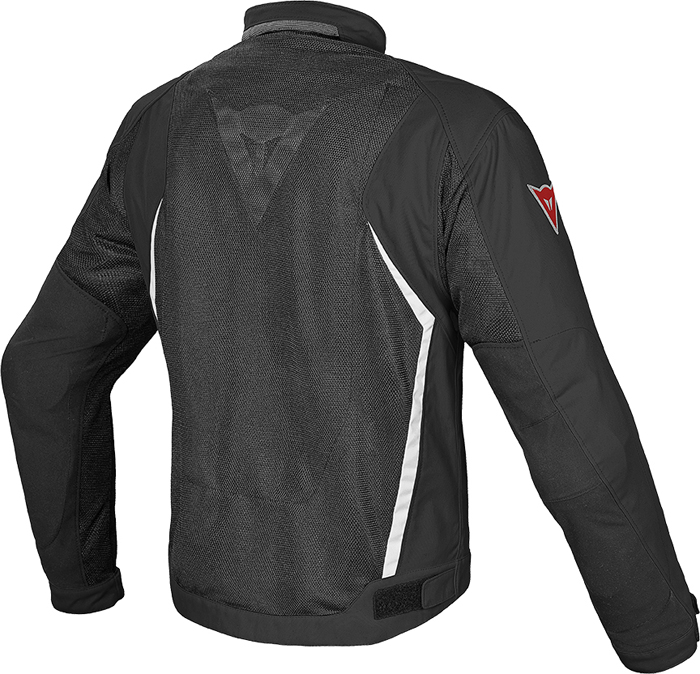 Dainese Hydra Flux D-Dry jacket Black White