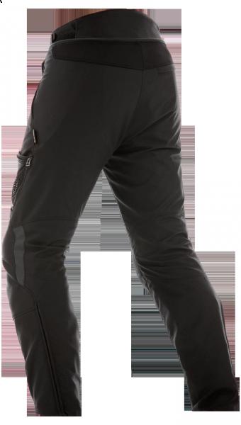 Pantaloni moto Dainese D-System D-Dry neri