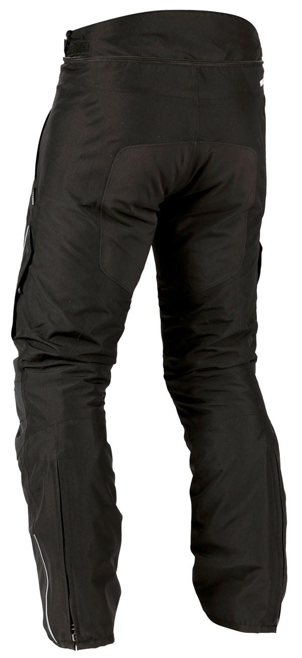 Pantaloni moto Dainese Peak D-Dry neri