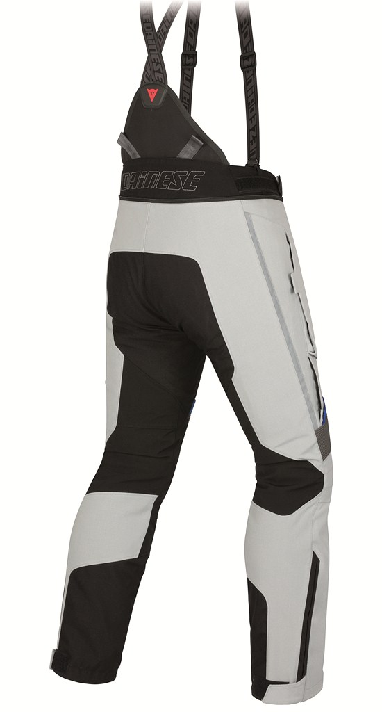 Dainese Teren D-Dry motorcycle pants high rise-black-blue