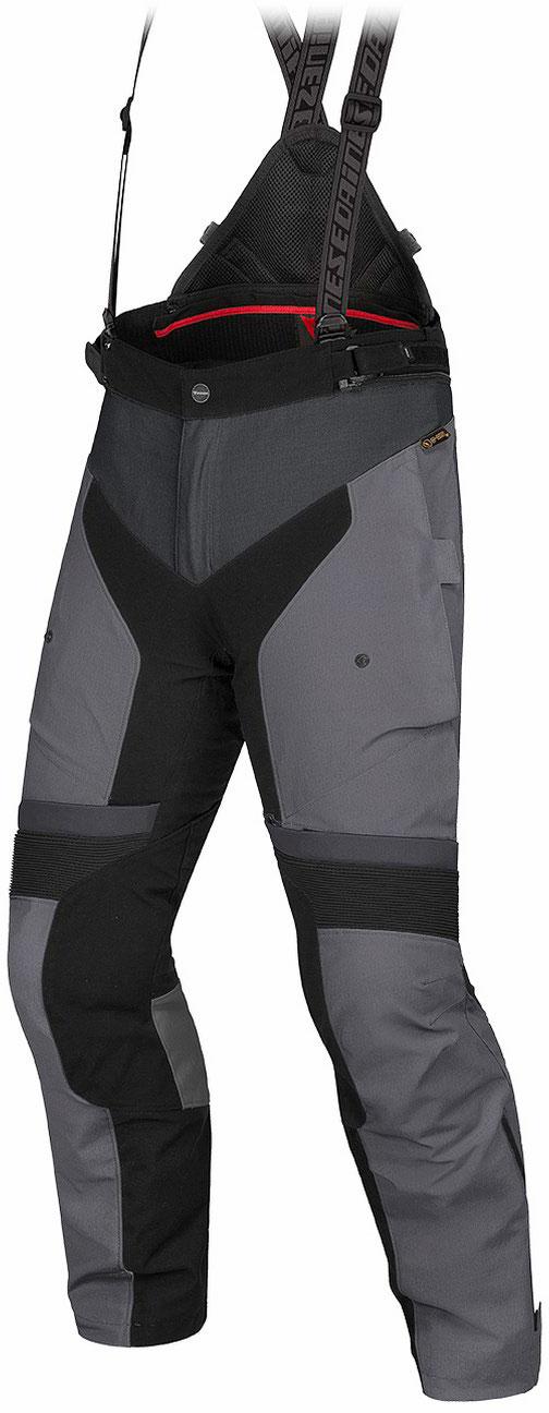 Pantaloni moto Dainese Teren D-Dry castle rock nero dark gray