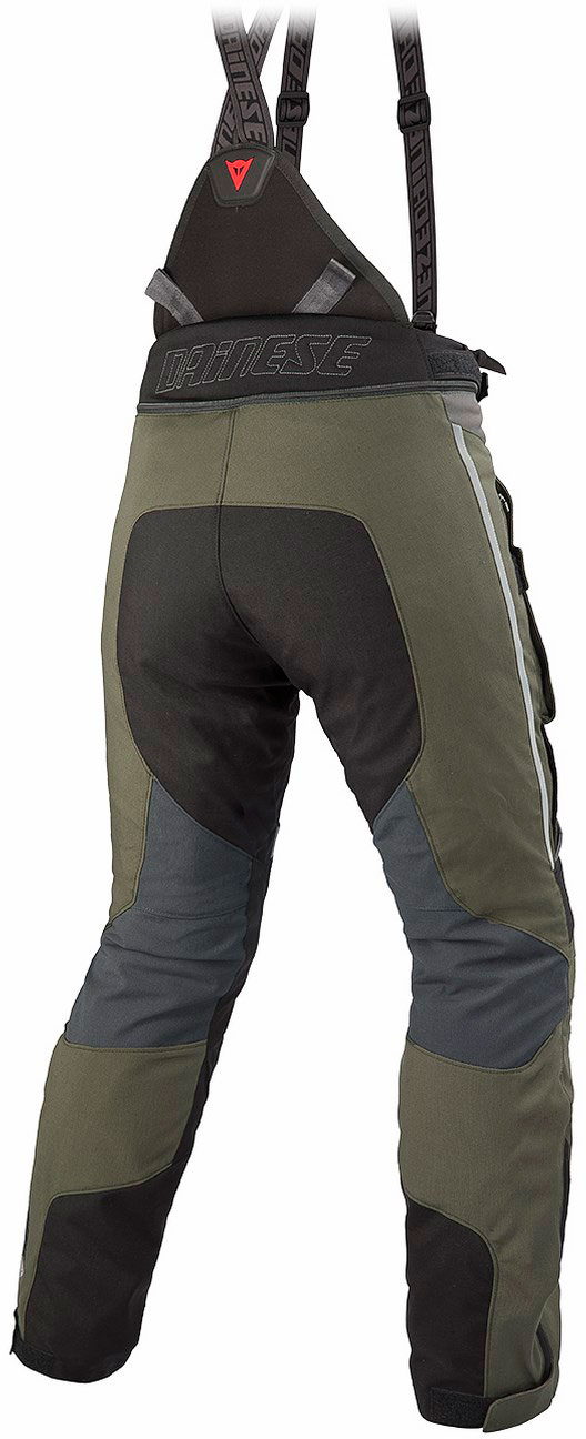 Pantaloni moto Dainese Teren D-Dry tarmac dark gull gray castle