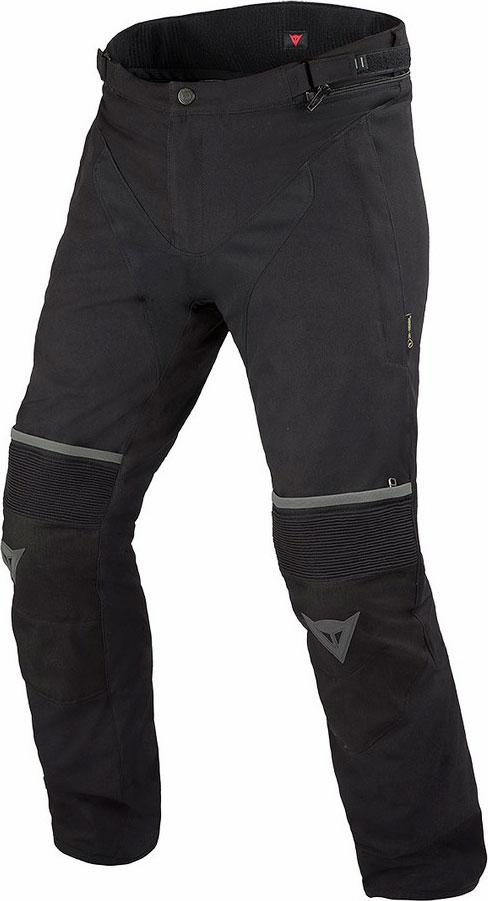 Pantaloni moto Dainese Stockholm D-Dry neri