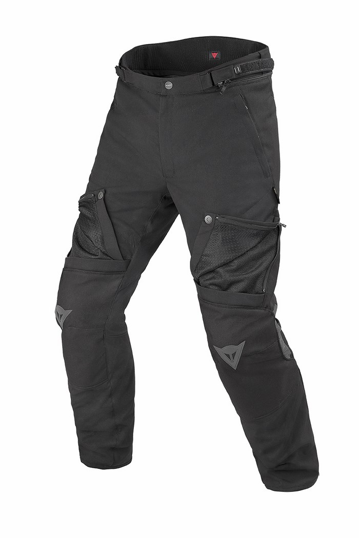 Pants Dainese D-System D-Dry Aged Black