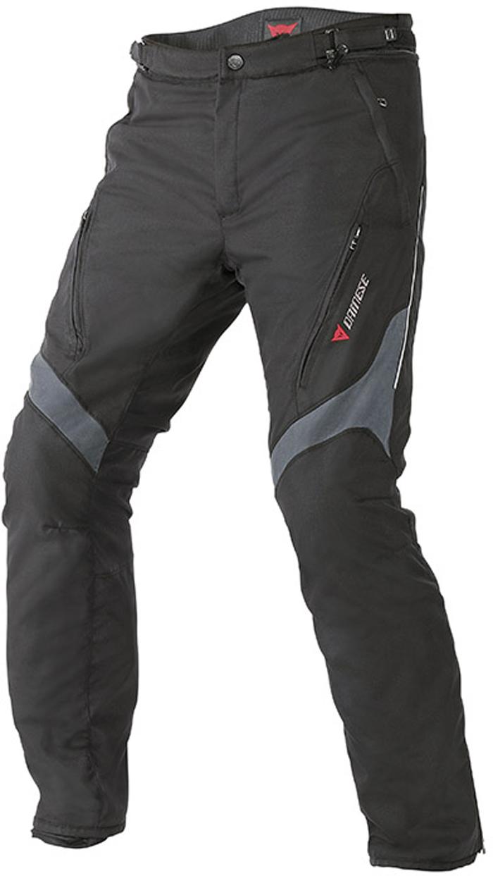 Pantaloni moto Dainese Tempest D-Dry Nero Dark gull