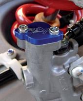 Canister lid Rear brake Kite Kawasaki Suzuki Ve