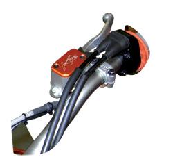 Coperchio serbatoio freni anteriore Kite Yamaha Blu