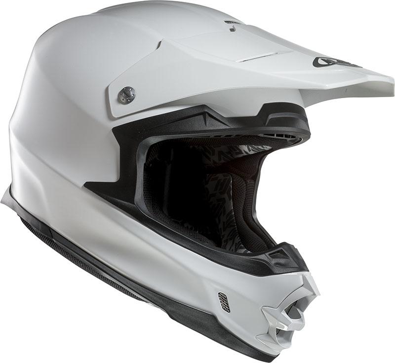 Cross helmet HJC FGX White