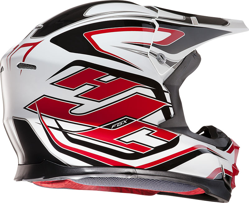Casco cross HJC FGX Hammer MC1