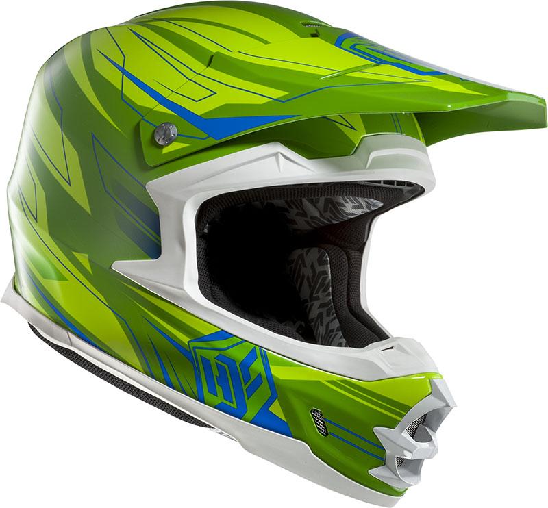 Cross helmet HJC FGX Talon MC4
