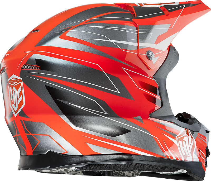 Casco cross HJC FGX Talon MC6