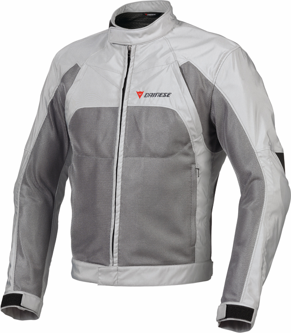 Dainese Air-Flux Tex summer motorcycle jacket high rise-anthraci
