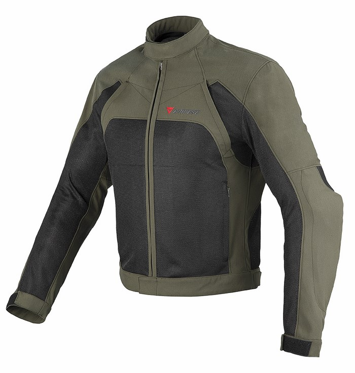Dainese Air Flux Tex Jacket Tarmac Black