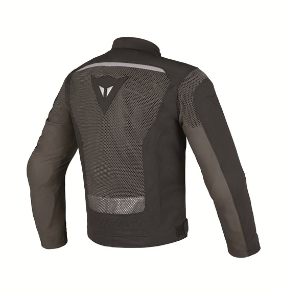 Giacca moto Dainese Air Tourer S-ST nero grigio castle rock